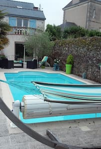 maison avec piscine - Couëron - Dom