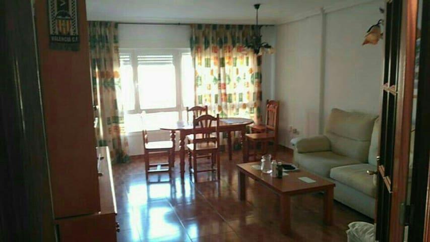 Habitación privada Av.Mediterraeo - Almería - Apartment