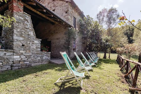 Holiday cottage with 6 bedrooms on 300m² in Borgo Val di Taro PR