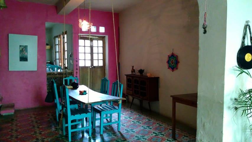 Casa PITAHAYA así es Mérida.