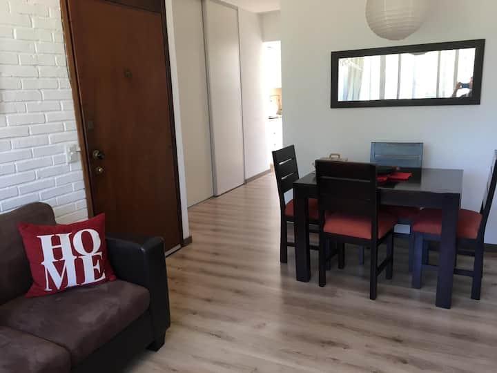 Apartamento en Punta del Este zona Cantegril
