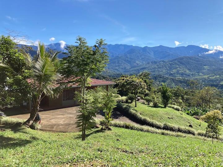 Mountain Beauty close to  San Isidro De El General
