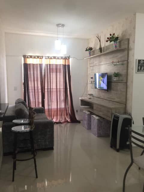 Apartamento mobiliado para Alugar por Temporada