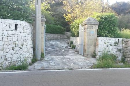 Villa Luisa mare natura Salento - Tricase Porto - Huis