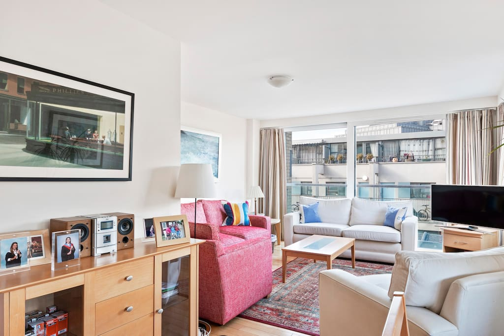 My property has everything you need; a bright and welcoming living area...
