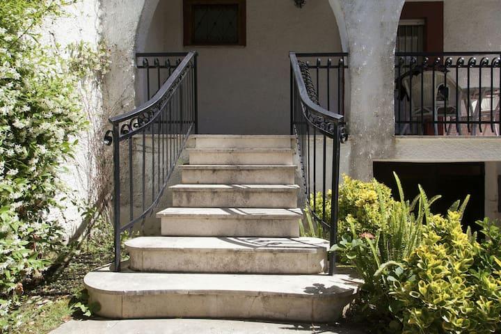 Villa Nelly e il suo giardino - Santa Severa
