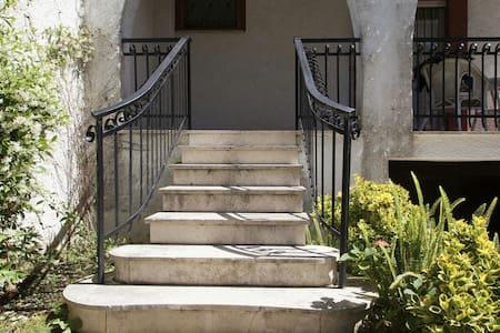 Villa Nelly e il suo giardino - Santa Severa - Vila