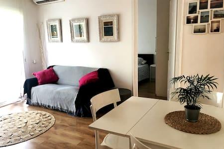 Fantastic Beach apartament near BARCELONA center