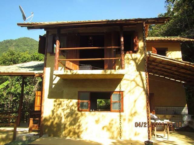 Bela casa na Praia do Cachadaço - Paraty  - House