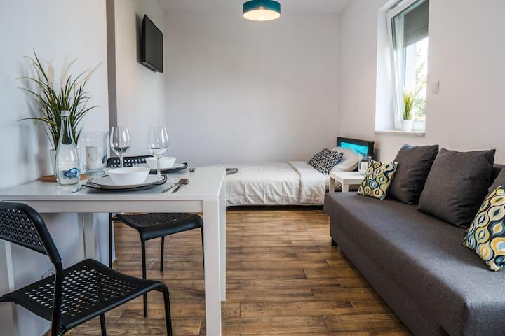 Wawelska New Apartment nr 5