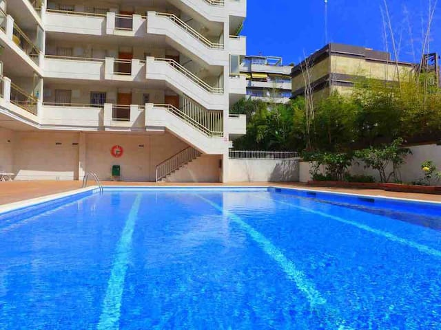 Comfortable apartment in Salou