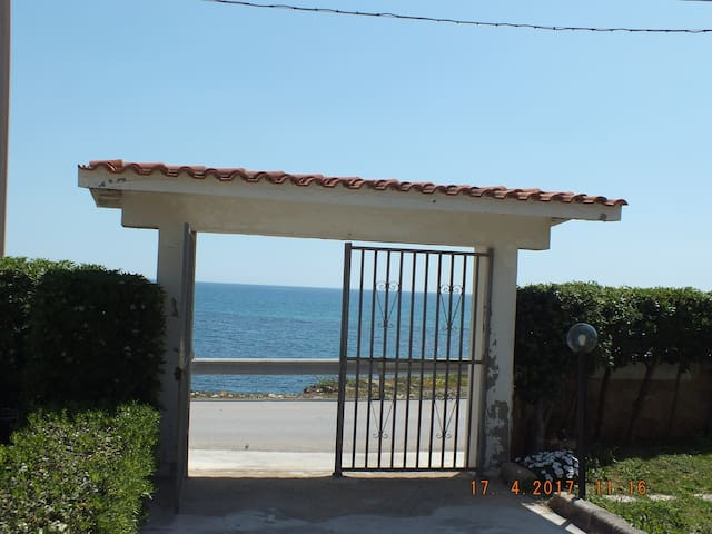 casa sul mare - Cicirata - Vacation home