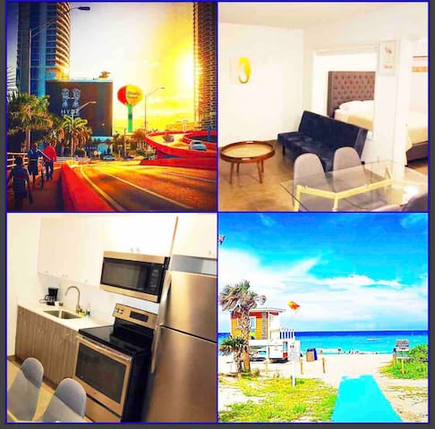 #15 full apt close to the beach and everything!!