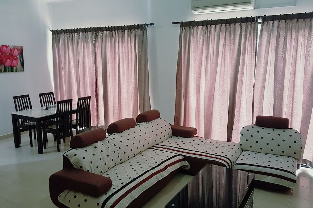 Living room and dinning set