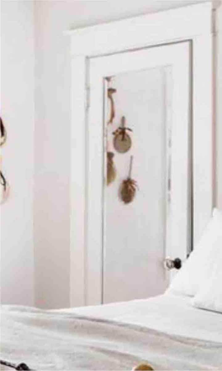 Separate entrance private suite