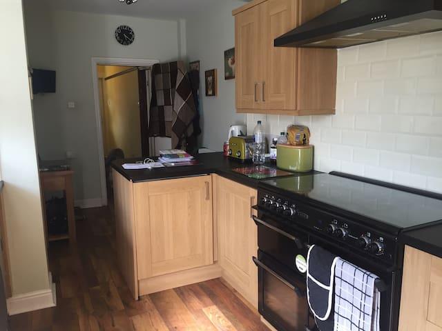 Double Room, Modern & Clean, Near Uni