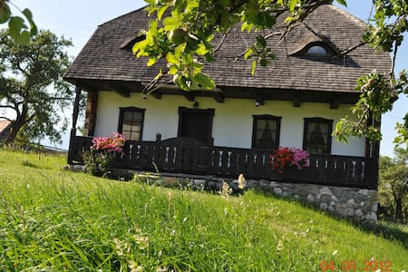 Grandma's House - Comuna Bran - Дом