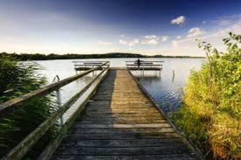 Ferienhaus 'Oller Schoopstall' Insel Usedom
