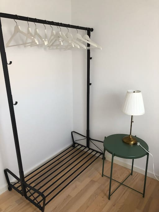 Private room for guest