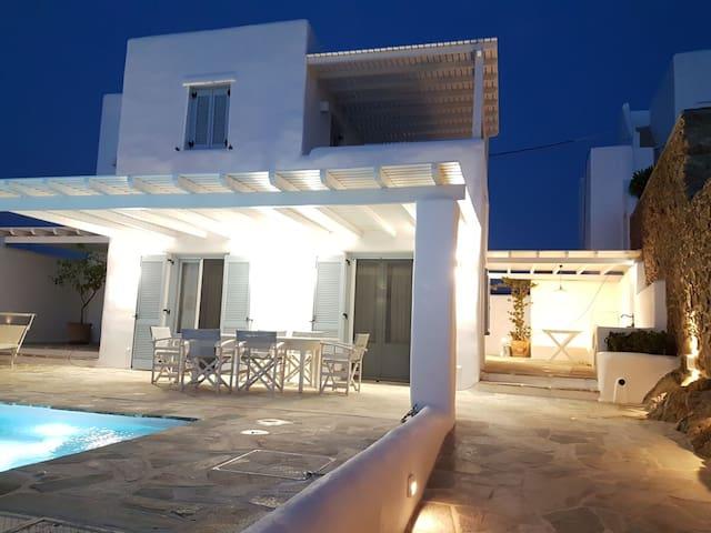 Naxos    Casa Glinado