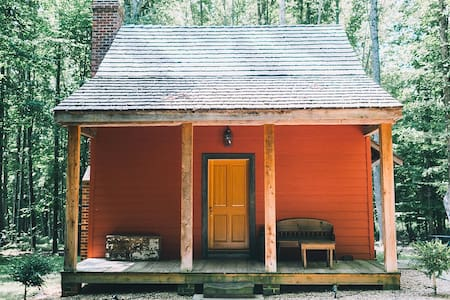 The Adrian Cabin - Spotsylvania Courthouse - Kulübe