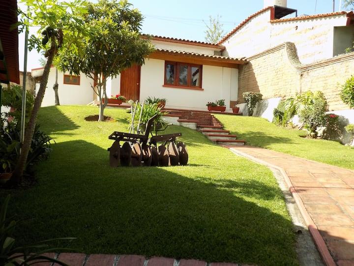 Villa Londa'a con aire rústico...