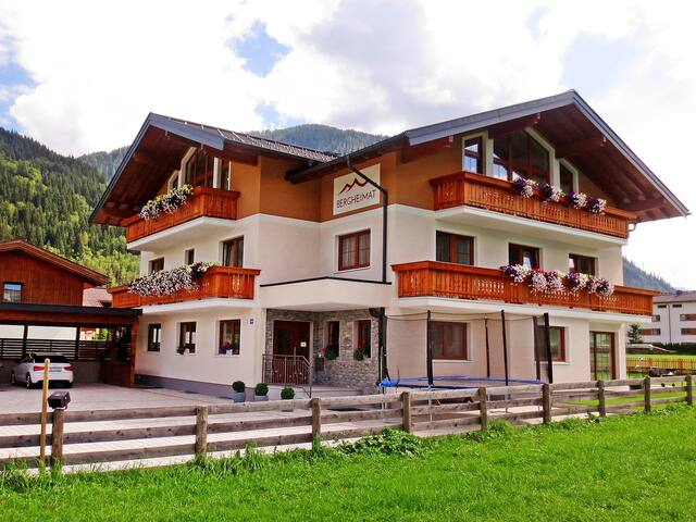 Apartment Griessenkar for 5 persons