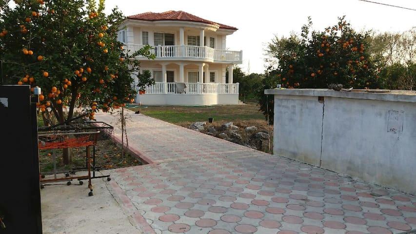 Villa Liu Yan - Ortaca - Dom