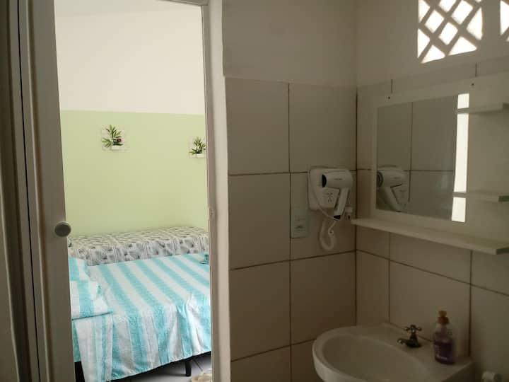 Suíte Tambaba- Casa Jardim Tropical