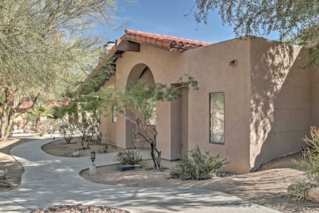 1BR Borrego Springs Condo in Ram's Hill - Borrego Springs