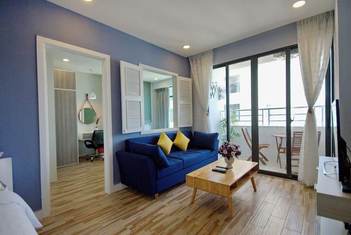 Apartment Luxury seaview + Balcony by handybeach