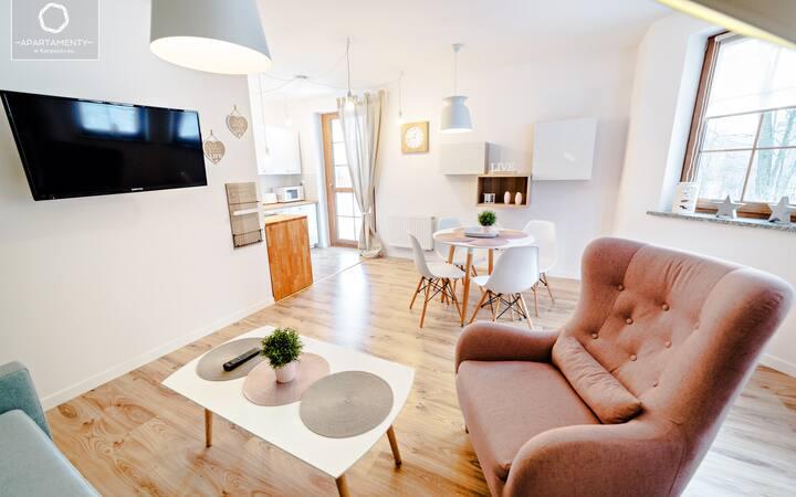 Apartamenty Wonder Home - Pudrowy