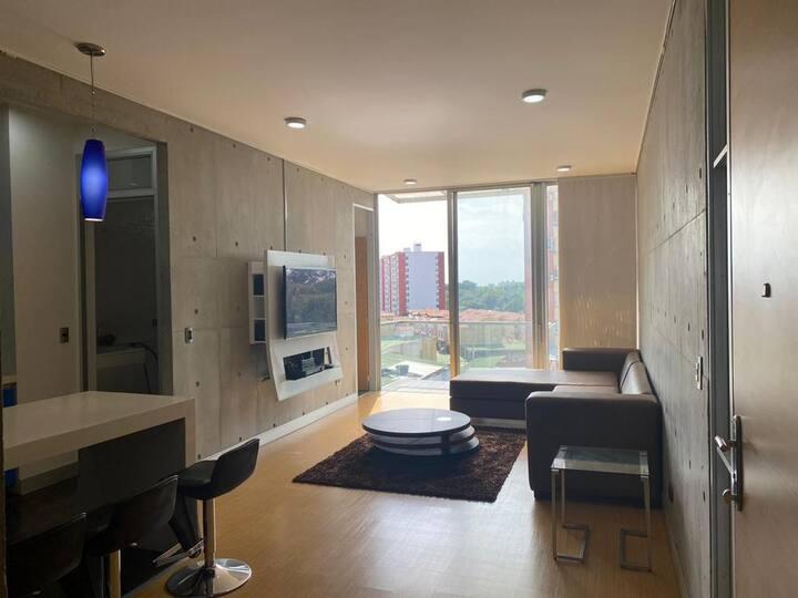 Espectacular Apartamento Ciudad Jardín Rio