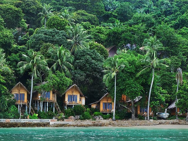 Phi Phi Rantee Cliff Resort - Phi Phi Islands - Haus