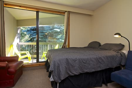 Quiet and Conveniently close to everything! - Whistler - Wohnung
