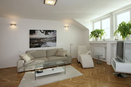 56 m2 apartmán Senovážné náměstí Praha 1 - Prague - Flat