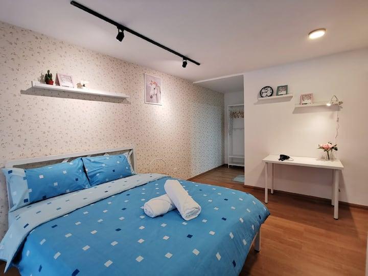 #FlowerCity EkoCheras Suite Kuala Lumpur fit 5 Pax