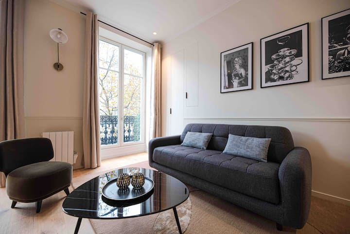 Luxury Home in the center of PARIS - With AC