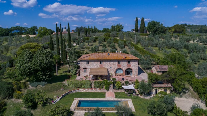 Villa LA PIETRINA Firenze Luxury Retreat