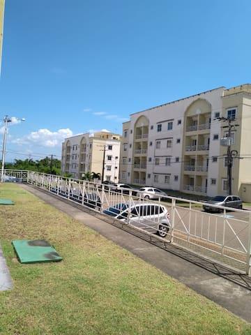 Em Manaus sinta-se em casa.