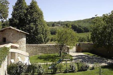 château du cros - Anneyron - Natuur/eco-lodge