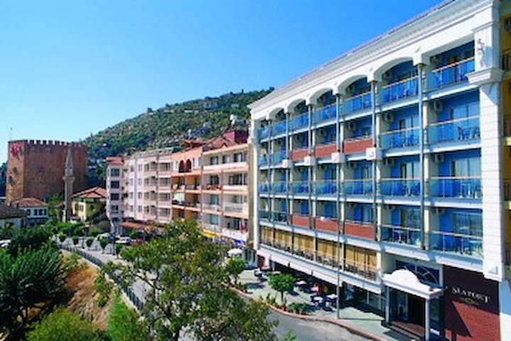 SEAPORT HOTEL *** - Alanya