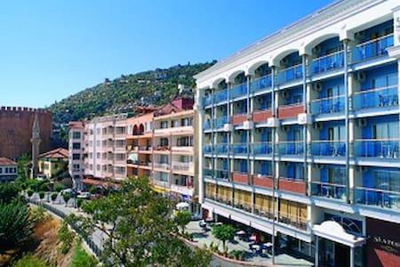 SEAPORT HOTEL *** - Alanya - Inap sarapan