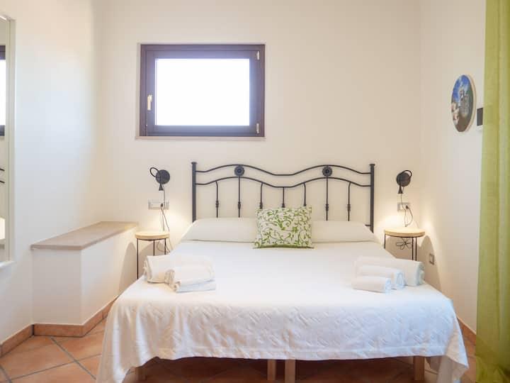 B&B Casale del Borgo Camera matrimoniale