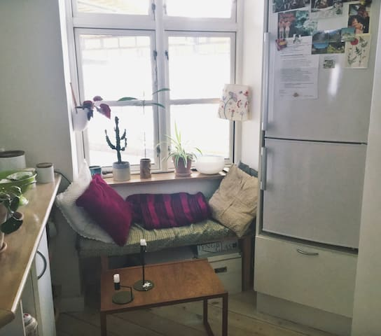 Dreamy home close to Papirøen (whole apartment) - Copenhague - Departamento