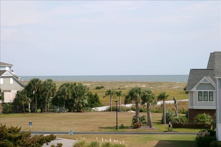 OCEANVIEW, LUXURIOUS, SPA-LIKE PARADISE! POOL!! - Carolina Beach - Byt