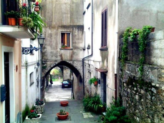 Appartamento centro storico - Policastro Bussentino - Apartment
