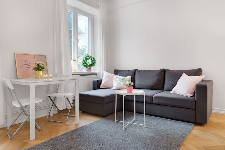 Cozy place in Södermalm