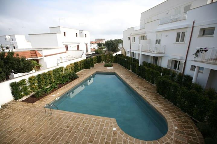 Residence Lucrezia - Santa Maria al Bagno - Apartamento