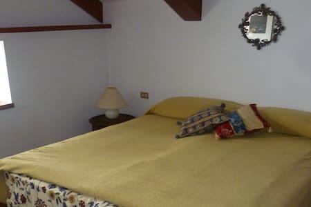 DOUBLE ROOM IN A BRIGHT ATTIC NEAR TURIN - Pino Torinese